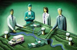 Φαρμακοβιομηχανίες : η παγκόσμια απειλή...