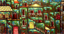 Expo-online: Nuevas obras de Damien Cruz http://damiencruz.com/