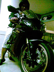 with Kawasaki Ninja ZX-10R :DD