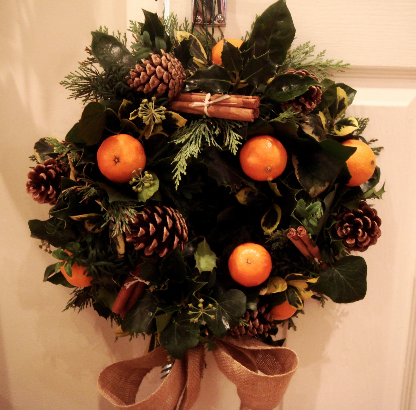 Nora s ilkley fresh christmas wreaths