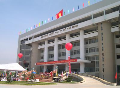 Tỉ lệ chọi của các trường Đại học ở Tp. HCM năm 2010