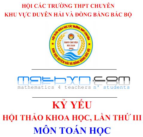 ky yeu toan hoc 2010 cac truong chuyen phia bac