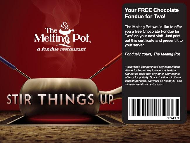The melting pot edmonton coupons