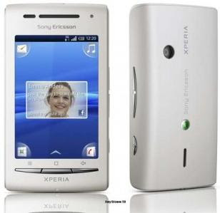 Sony Ericsson Xperia X8 (E15)
