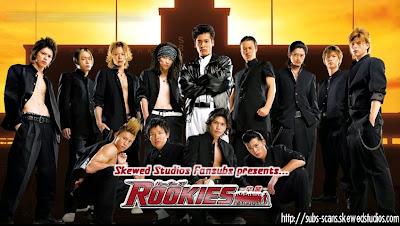 [SkewedS] Rookies -Sotsugyou- Subbed