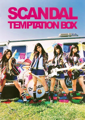 [SCANS] SCANDAL - Temptation Box Photobook