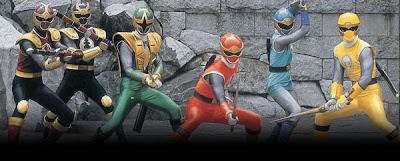 Hurricaneger vs Gaoranger Subbed