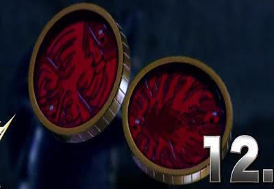 Kamen Rider OOO TaJaDoru Medals