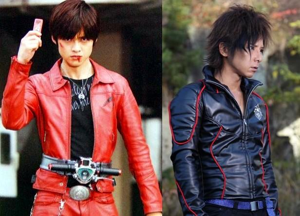 Kamen Rider Accel Booster Kamen Rider Accel Booster