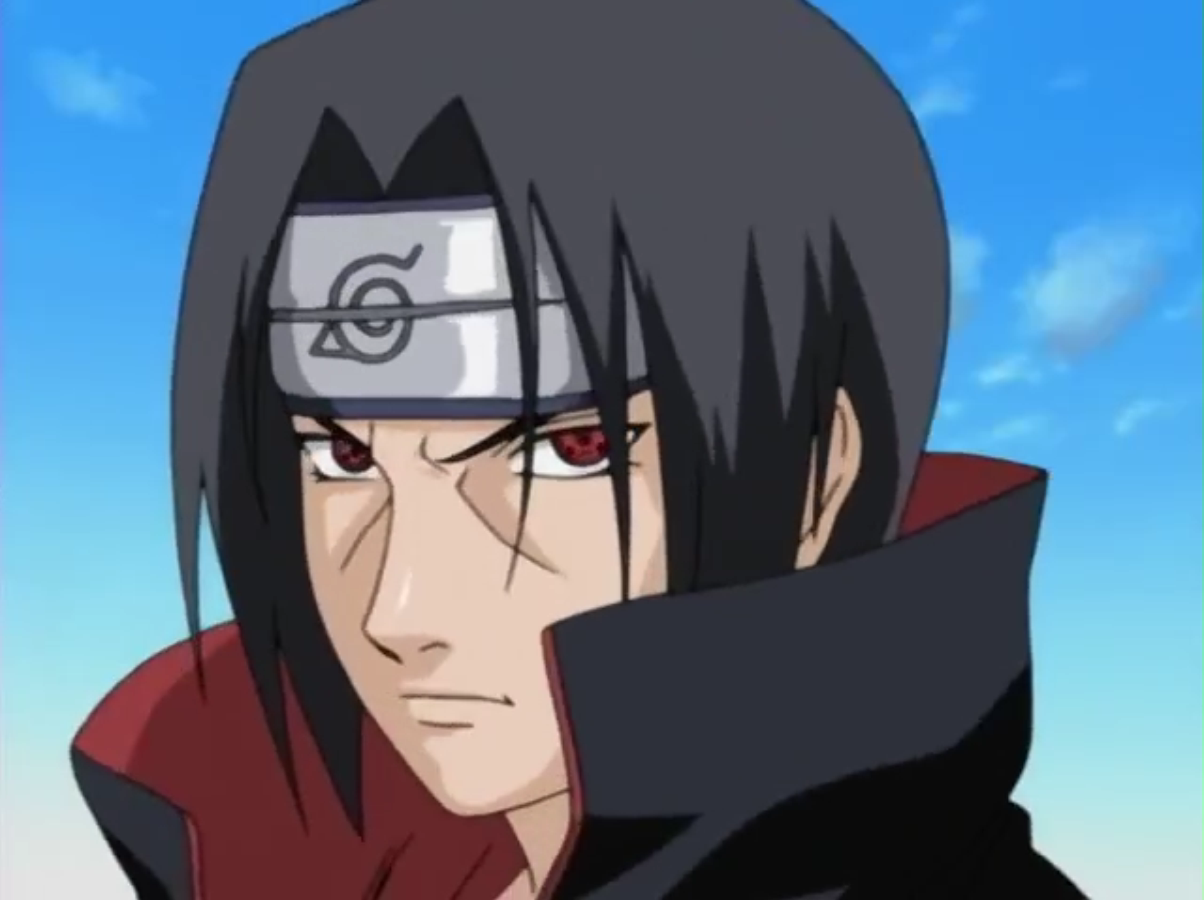 Naruto Fotos Itachi