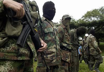 Grupos Armados en Colombia ...