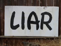 10 Tanda Orang Yang Berbohong suka Menipu