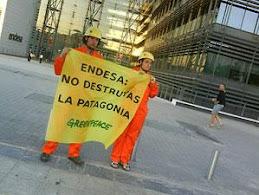 lo dice el Greenpeace