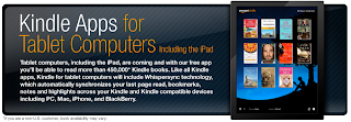 Coming Soon: Kindle for iPad and Other Tablets