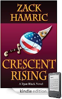 "Kindle Nation Daily Free Book Alert for Tuesday, September 14, 2010: A free 50-page preview Draculas, plus Zach Hamric's Crescent Rising (Today's Sponsor), ""a mix of Cussler, Clancy and Flynn, but with a style and feel all its own"""