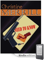 PM Update to Wednesday's Kindle Nation Daily Free Book Alert: Kage Baker's Wacky Fantasy Romp The Anvil of the World, plus Need to Know, smart sexy suspense by Christine Merrill (Today's Sponsor), and over 100 more fully updated and category-sorted free Kindle ebook listings
