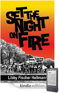 Kindle Nation Daily Free Book Alert, Monday, November 22: Seven brand new additions to our 150+ Free Book Alert listings, plus … A dazzlingly authentic novel that takes us back to the passions of the Sixties in Libby Fischer Hellmann's SET THE NIGHT ON FIRE (Today's Sponsor)