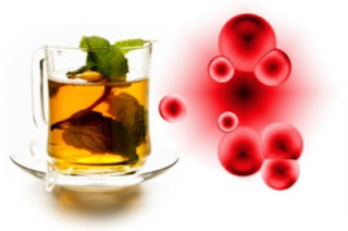 tea can cause anemia