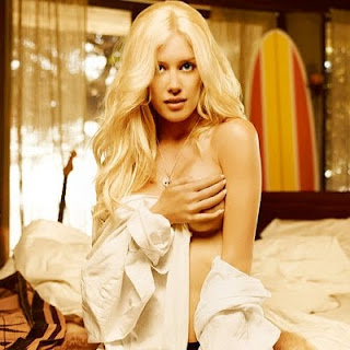heidi pratt topless picture playboy