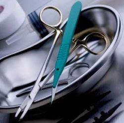 minor surgery exam picture