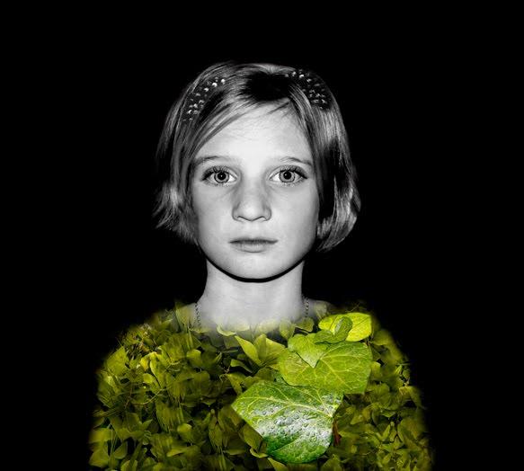 Niña I Foto digitalizada