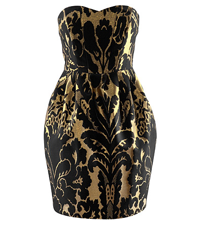 Black And Gold Dresses. lack and gold dress.