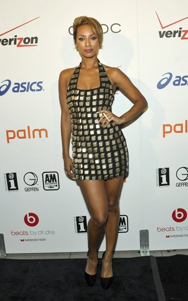 Keri Hilson Fashion Look