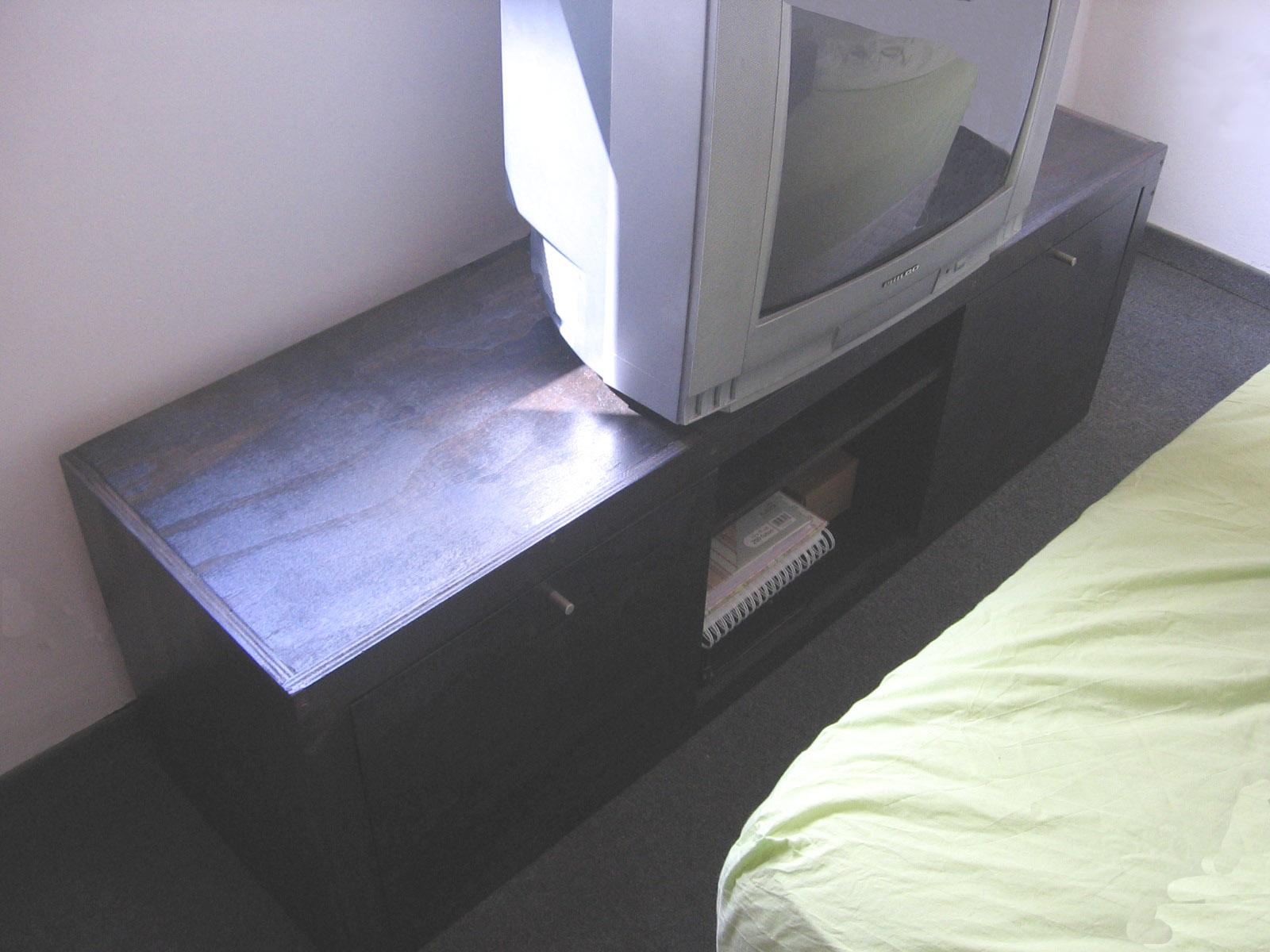 Lo de burton mueble de tv para habitaci n o living - Mueble tv habitacion ...