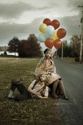 Pink Balloons Amp Macarons Halligan Norris And Adam Smith