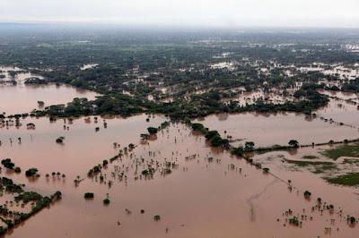 Flooding (Tropical Storm Agatha), Guatemala (May 2010)