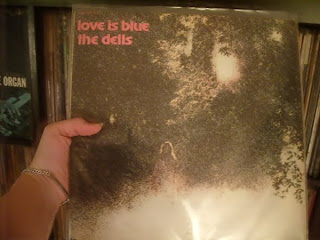 The Dells-Love Is Blue (1969)