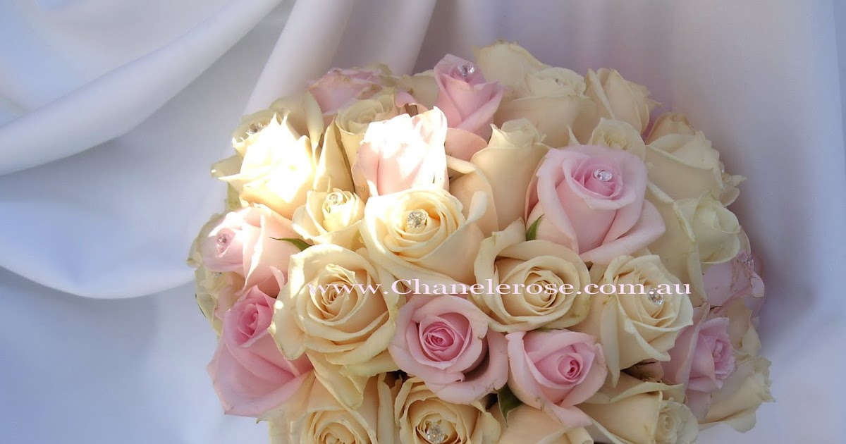 Chanele rose flowers blog sydney wedding stylist