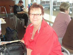 At Adelaide Airport
