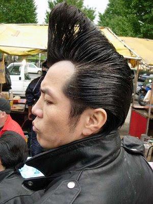 Pompadour Hairstyle The Pompadour by Canvas !