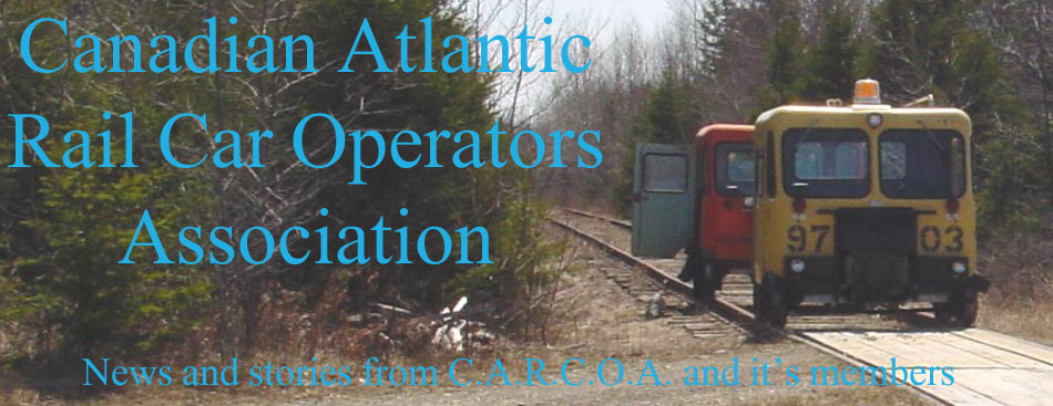 C.A.R.C.O.A. - Canadian Atlantic Rail Car Operators Association