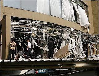 Teror Bom: JW Marriott Ritz Carlton Meledak