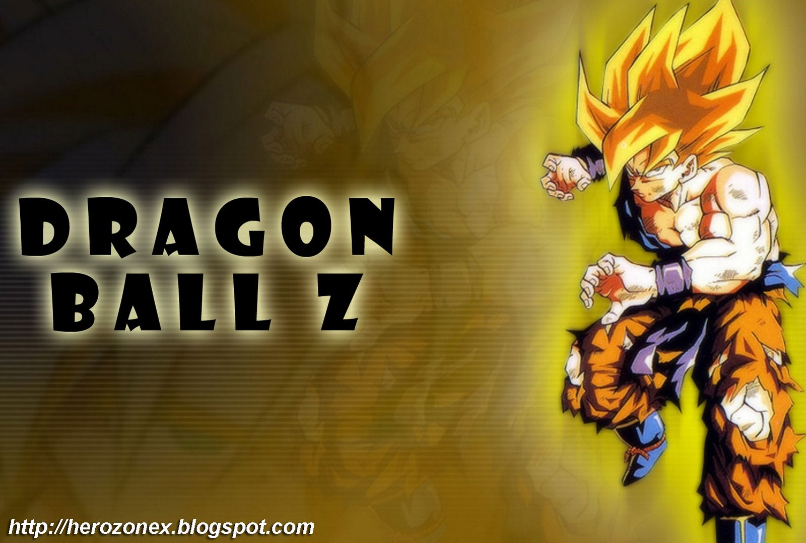Bilinick son goku wallpapers - Dragon ball z goku son ...
