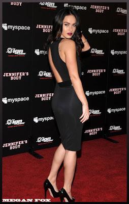 Megan Fox At Jennifer's Body