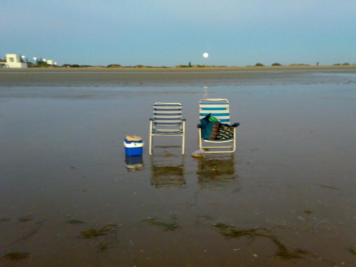 Playa en septiembre