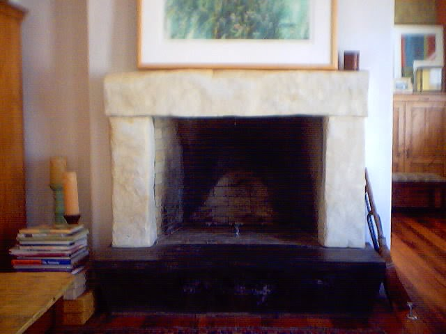 Steve Gally Fireplace Refurbish In Pebble Beach