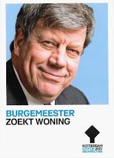 Burgemeester Zoekt Woning, presentatie ontwerpwedstrijd