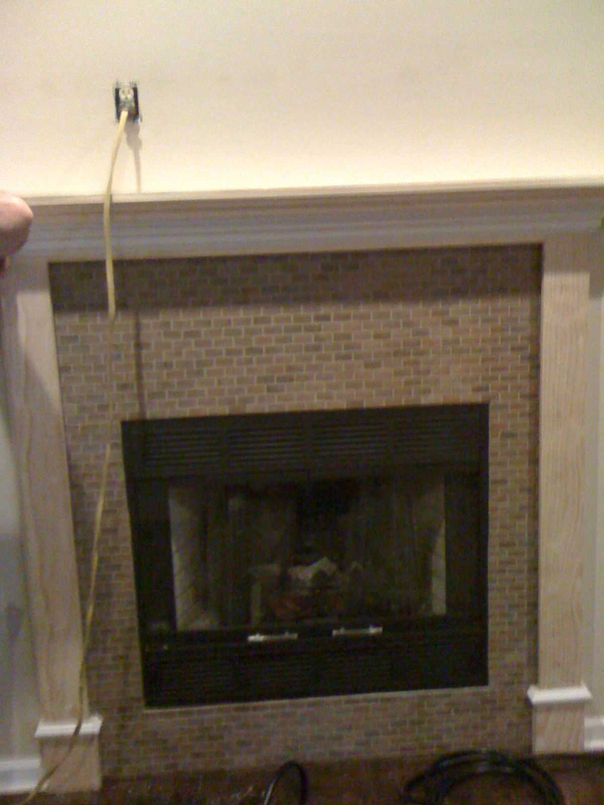 remodel this house mantel building