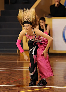 dnb dancers