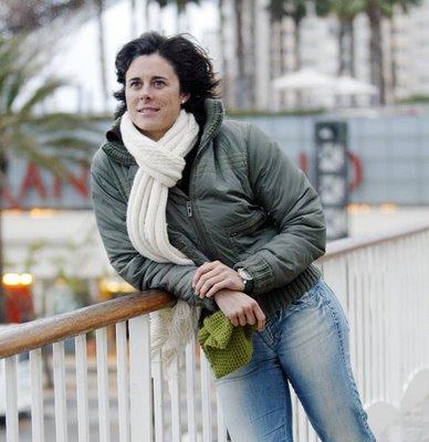 Llamaradas en la noche carrera por la conquista de ser la primera mujer en coronar 14 ochomiles - Restaurante de edurne pasaban ...