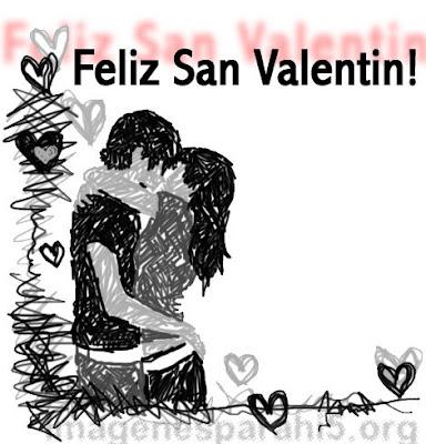 Llamaradas en la noche: El día de los enamorados (San Valentín)