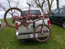 Bike post Bonebender!