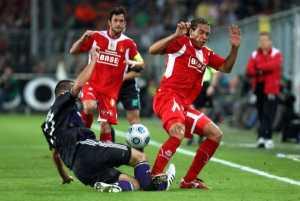 futbol video de patada terrible en belgica de alex witsel a wasilewski