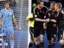 Goles de Alemania Uruguay Alemania 3 Uruguay 2, video Alemania Uruguay, tercer puesto, mundial 2010