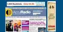 Accuradio radios musicales online
