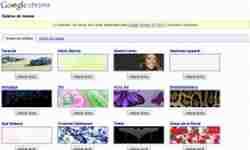 Temas para Google Chrome, descargar gratis temas para Google Chrome
